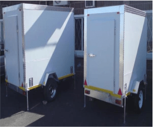 Portable Toilets, Mobile Chillers, Freezers